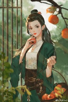 Hanfu, Fantasy Character Design, Character Art, Queen Art, China Art, Historical Art, Beautiful Anime Girl, Fairy Art, Anime Art Girl