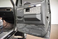 1987 Chevrolet K-5 Blazer   Classic Car Liquidators in Sherman, TX 35 Inch Tires, Chevy Blazer K5, Lifted Chevy Trucks, Truck Interior, Square Body, Lift Kits, Four Wheel Drive, Classic Interior, Rear Window