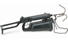 A grappling hook, can also launch an ascending ladder. I want one.