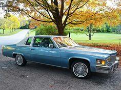 1978 Cadillac Coupe deVille d'Elegance