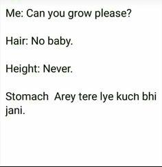 nai jana walaa hu because marathi class ha mera babe Funny Study Quotes, Funny Attitude Quotes, Funny True Quotes, Bff Quotes, Sarcastic Quotes, Jokes Quotes, Very Funny Memes, Funny School Jokes, Some Funny Jokes