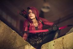 "Arrow - Thea #Speedy #Season4 #4x01 Promotional Photos ""Green Arrow"""