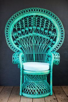 peacock-chair-turquoise