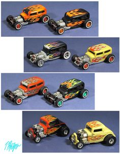 Lamley Custom Feature: Here's A Nod to Hot Rods! By Tim Phelps...