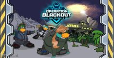 boom blackout help me and the guys rescue club penguin!