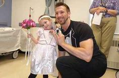 """A 4-Year-Old-Cancer Patient """"Married"""" Her Favorite Nurse In An Adorable Ceremony"""
