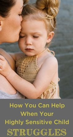 A highly sensitive child needs a different kind of support. Before your highly sensitive child gets overwhelmed, remember this one thing will always help.
