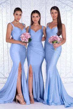 African Bridesmaid Dresses, Mermaid Bridesmaid Dresses, Bridesmaid Dress Colors, Mermaid Dresses, Wedding Bridesmaids, Wedding Gowns, Prom Dresses, Elegant Bridesmaid Dresses, African Fashion Dresses