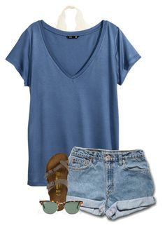 """""""Untitled #222"""" by elizabethastorny ❤ liked on Polyvore featuring H&M, Birkenstock and Madewell"""