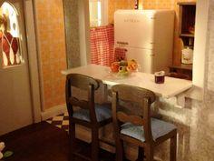 Kitchen Passthrough - Debra's Orchid - Gallery - The Greenleaf Miniature Community