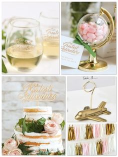Let the Adventures Begin! Travel Themed Party Ideas   PartyIdeaPros.com