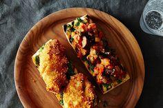 Parmesan Crusted Chicken Sandwich