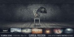 Surreal Freedom  • After Effects Template • Download preview here : https://0.s3.envato.com/h264-video-previews/cb75fc28-4e11-11e3-a8a3-00505692144f/421492.mp4