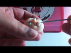 Como utilizar o molde de estrutura corretamente e aplicar olhos e dentadura - YouTube