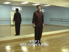 Tai Chi Chuan 24 Steps Beginners Lesson 1 of an 11 part series shows how to perform the art of Tai Chi.