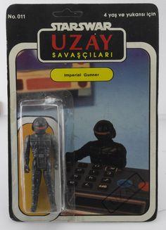 Imperial Gunner — Uzay Star Wars
