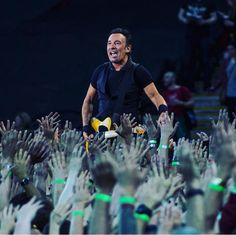 Bruce Springsteen The River Tour Wembley 2016