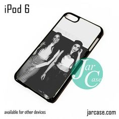 Lauren Jauregui And Camila Cabello Fifth Harmony 3 iPod Case For iPod 5 and iPod 6