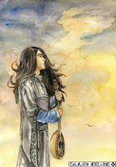 Son of Feanor by Svetlana Nikonova