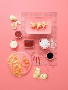 The Art Of Fusion - Food Photography on Behance Food Photography Styling, Food Styling, Food Design, Sushi Dishes, Food Flatlay, Fusion Food, Photography Illustration, Food Trends, Food Menu