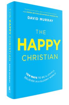 The Happy Christian by David Murray was the subject of our show on 06.08.15