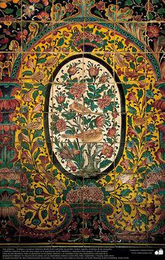 Arte islámico – Azulejos y mosaicos islámicos (Kashi Kari) - 46 | Galería de Arte Islámico y Fotografía