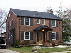 Best Incredible What Color Siding And Trim For Brick House Good 400 x 300