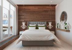 especiales ideas madera paredes