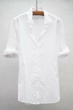 Xirena White Beau Shirt from Heist #poachit