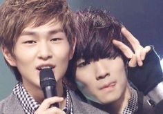 Onew and Key
