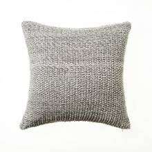 Wool weave dress cushion