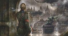 "Steampunk Fantasy Art | Steampunk digital painting by "" Remi "", France."