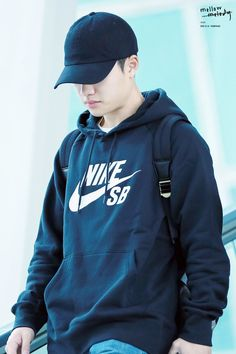 151024 EXO D.O | Incheon Airport to Shanghai