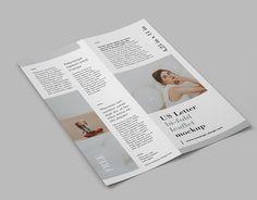 """Vedi questo progetto @Behance: """"Free US Letter bi-fold leaflet"""" https://www.behance.net/gallery/58159657/Free-US-Letter-bi-fold-leaflet"""