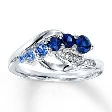 Image result for sapphire ring