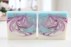 Ocean waves soap