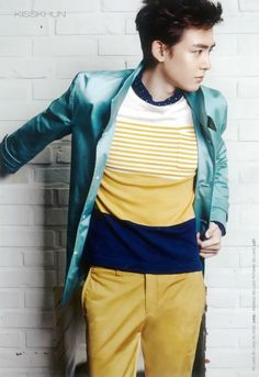 Nichkhun for I'm David