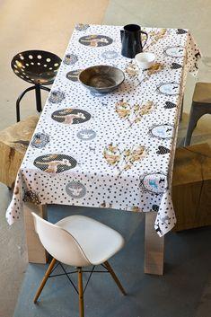 Tablecloth OZ 8025 - http://onszelf.com/product/tablecloth-oz8025-4/