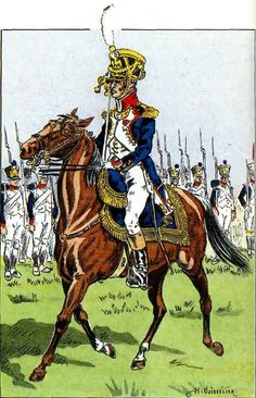 French; 30th Line Infantry, Colonel 1810 by H.Boisselier for Bucquoy