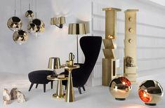 Tom Dixon Club Series unveiled at Milan Salone 2014