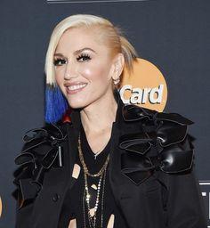 Pin for Later: Die Stars tragen Haare in allen Regenbogenfarben Gwen Stefani