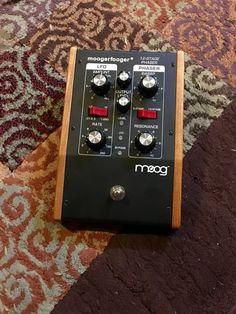 Moog MF-103 12 Stage Phaser