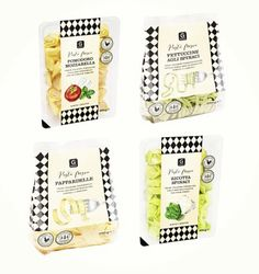 Yummy pasta #packaging. Look at the little ingredient icons PD