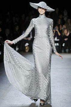 Christian Siriano Autumn/Winter 2014-15 Ready-To-Wear New York Fashion Week #nyfw