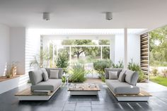The Air Collection by Manutti Available at all of Michael Taylor Design's Showrooms!