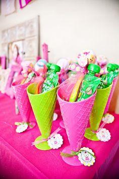 Ideas para tener una fiesta llena de helado