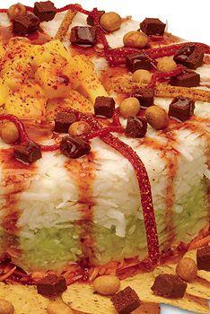 Rosca de Jicama! @Denise H. H. H. H. H. Larios