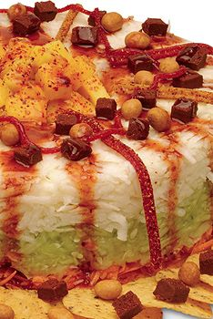 Rosca de Jicama! @Denise H. H. Larios