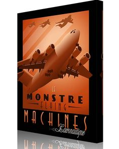 Share Squadron Posters for a 10% off coupon! Monster Flying Machines C-17 Globemaster III #http://www.pinterest.com/squadronposters/