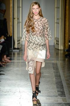 Aquilano.Rimondi Spring 2015 Ready-to-Wear - Collection - Gallery - Style.com